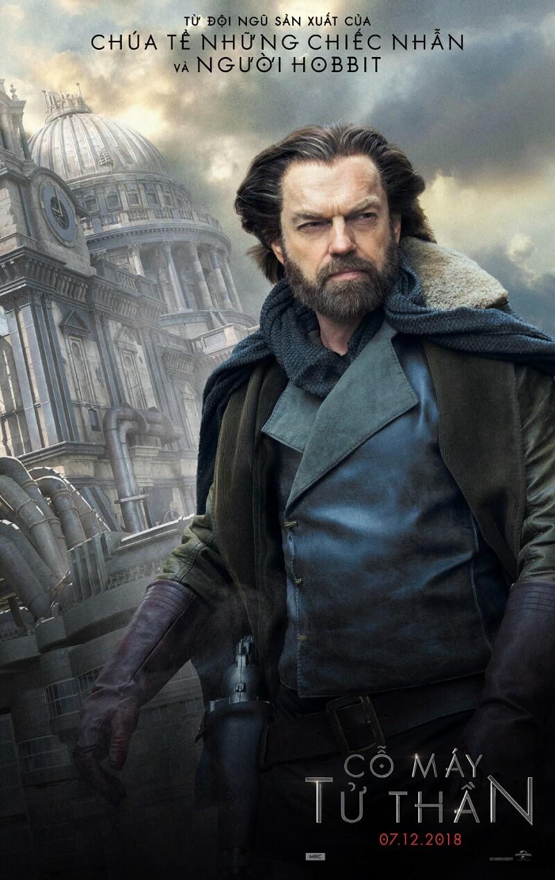 4K REMUX M2TS ] Mortal Engines 2018 2160p UHD Blu-ray REMUX HEVC