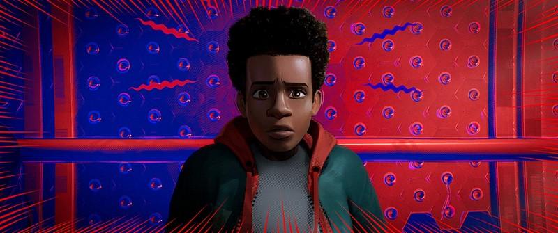 Miles - một trong các Người Nhện trong phim