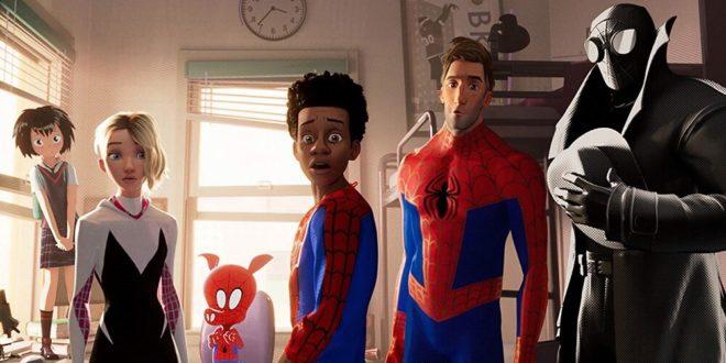 Review phim Người Nhện: Vũ Trụ Mới (Spider-Man: Into the Spider-Verse)