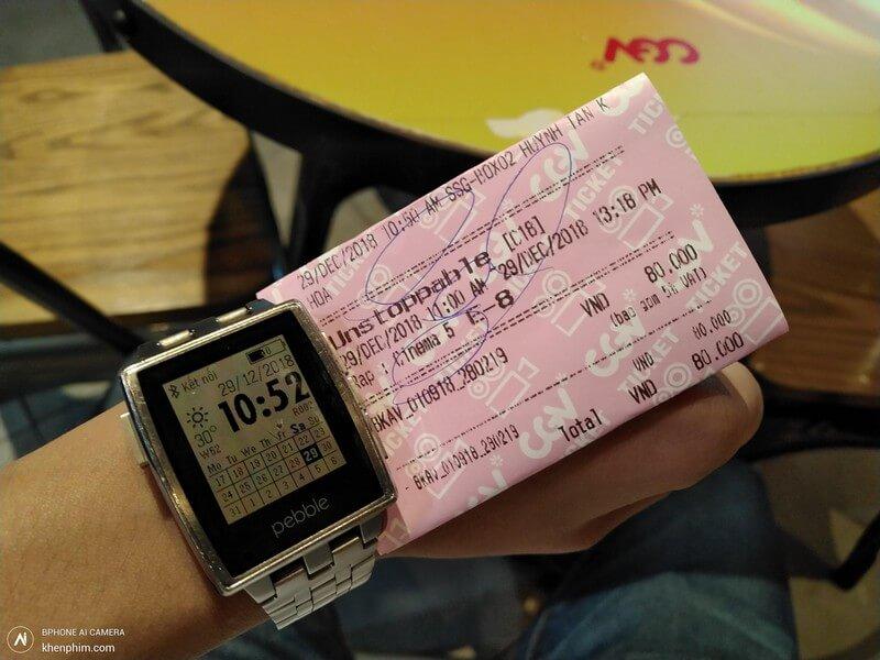 Vé xem phim Găng Tơ Tái Xuất