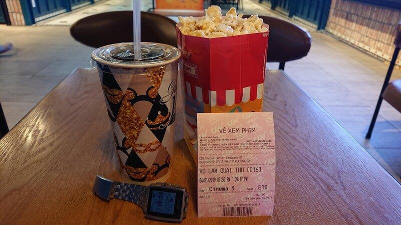 Vé xem phim Võ Lâm Quái Thú