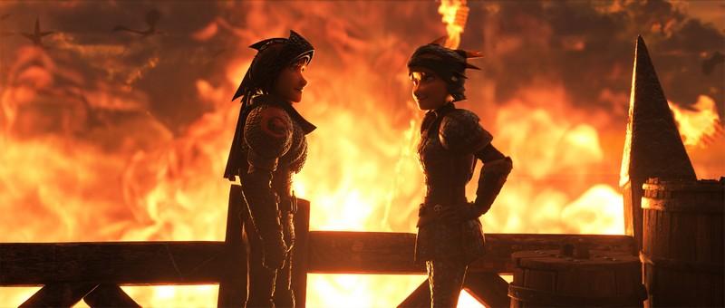 Hình ảnh trong phim Bí Kíp Luyện Rồng 3: Vùng Đất Bí Ẩn (How to Train Your Dragon 3: The Hidden World)